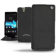 Noreve Tradition Leather Case Sony Xperia Z Ebony