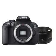 Canon EOS 700D + Canon 50mm f/1.8