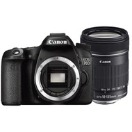 Canon EOS 70D + Canon EF-S 18-135mm