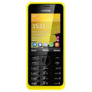 Nokia 301 Geel