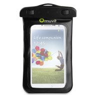 Muvit Universal Waterproof Case with Wire Joint for Smartphones