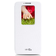 LG G2 Quick Window Cover White