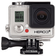 GoPro HD HERO3+ Silver Edition