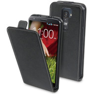 Muvit Slim Case LG Optimus G2 Black