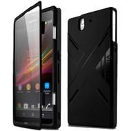 Muvit Bimat 360 Case Sony Xperia Z1 Black