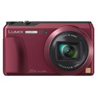 Panasonic Lumix DMC-TZ55 rood