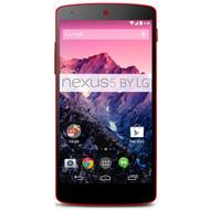 LG Nexus 5 Rood