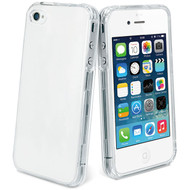 Muvit Crystal Case iPhone 4 / 4S Transparant