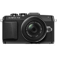 Olympus PEN E-PL7 + M.Zuiko 14-42mm F3.5-5.6 Zwart