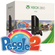 Microsoft Xbox 360 4 GB Peggle 2 Pack