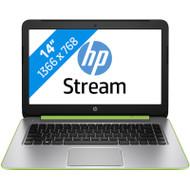 HP Stream 14-z011nd Groen