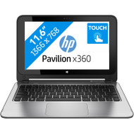 HP Pavilion 11-n045nd x360 Zilver
