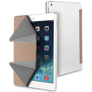 Muvit Butterfly Stand Case Apple iPad Air 2 Goud