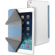 Muvit Butterfly Stand Case Apple iPad Air 2 Blauw