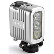 Knog Qudos Action Light zilver