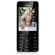 Nokia 301 Wit
