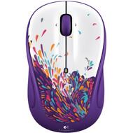 Logitech Wireless Mouse M235 Exuberance