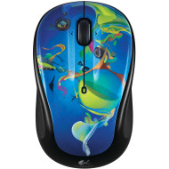 Logitech Wireless Mouse M235 In The Deep