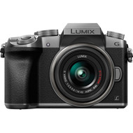 Panasonic Lumix DMC-G7 + 14-42mm HD II zilver
