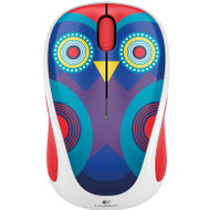 Logitech Wireless Mouse M238 Ophelia Owl