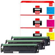 Huismerk HP 131A Toner 3-Kleuren (Pixeljet - U0SL1AM)