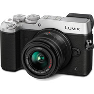 Panasonic Lumix DMC-GX8 + 14-42mm zilver