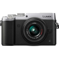 Panasonic Lumix DMC-GX8 + 14-42mm zilver