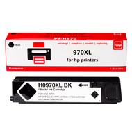 Huismerk HP 970 Cartridge Zwart XL (Pixeljet - CN625AE)