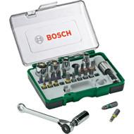 Bosch Promoline ratelset 27-delig