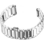 HOCO Metal Huawei Watch Polsband 3 Schakels Zilver
