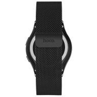 HOCO Milanese Samsung Gear S2 Classic Polsband Zwart