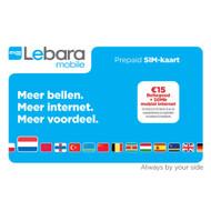 Lebara 555 simkaart