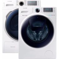 Samsung WW90K7605OW + Samsung DV90H8000HW