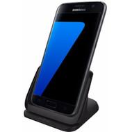 KiDiGi Charging Dock Samsung Galaxy S7/S7 Edge Zwart