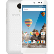 General Mobile Android One GM5 Wit/Goud