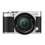 Fujifilm X-A3 Zwart + XC16-50mm II EE