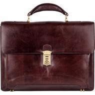 Burkely Sheer Shane Briefcase 2 Bruin