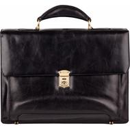 Burkely Sheer Shane Briefcase 3 Zwart
