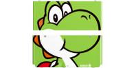 New Nintendo 3DS Cover Yoshi Pop