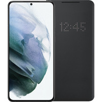 Samsung Galaxy S21 Plus 256GB Black 5G + Samsung Smart LED View Cover Black