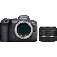 Canon EOS R6 + RF 50mm f/1.8 STM