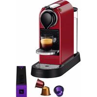 Krups Nespresso Citiz Cherry Red XN7405NL