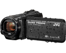 JVC-GZ-RX605 Black