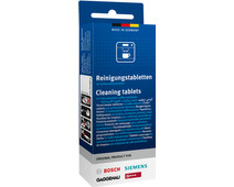 Siemens / Bosch Cleaning tablets 10 pieces