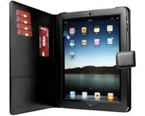 Sena Leather Folio Black Apple iPad