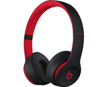 Beats Solo3 Wireless Decade Collection Zwart/Rood