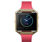 Fitbit Blaze Classic Slim Pink - L - Special Edition