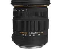 Sigma EF-S 17-50mm f/2.8 EX DC OS HSM Canon