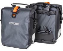 Ortlieb Gravel-Pack QL2.1 Gray / Black (pair)