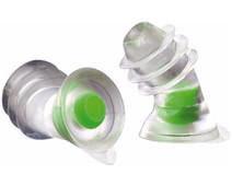 Noizezz Universal Ear Plugs Green Medium